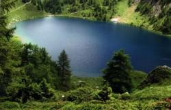 Veduta sul Lago di Campo